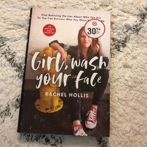 Girl Wash Your Face Rachel Hollis brand new book